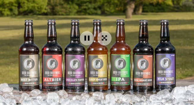 Beer Brothers Limited Beers
