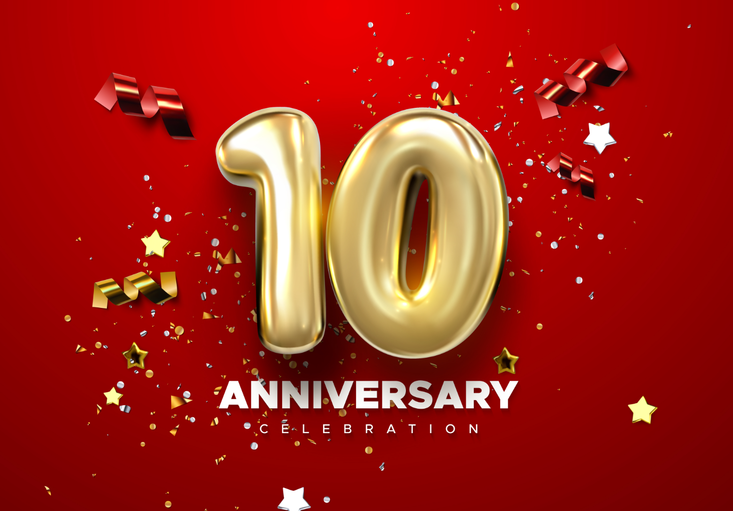 Happy 10th birthday Sapphire Capital Partners LLP