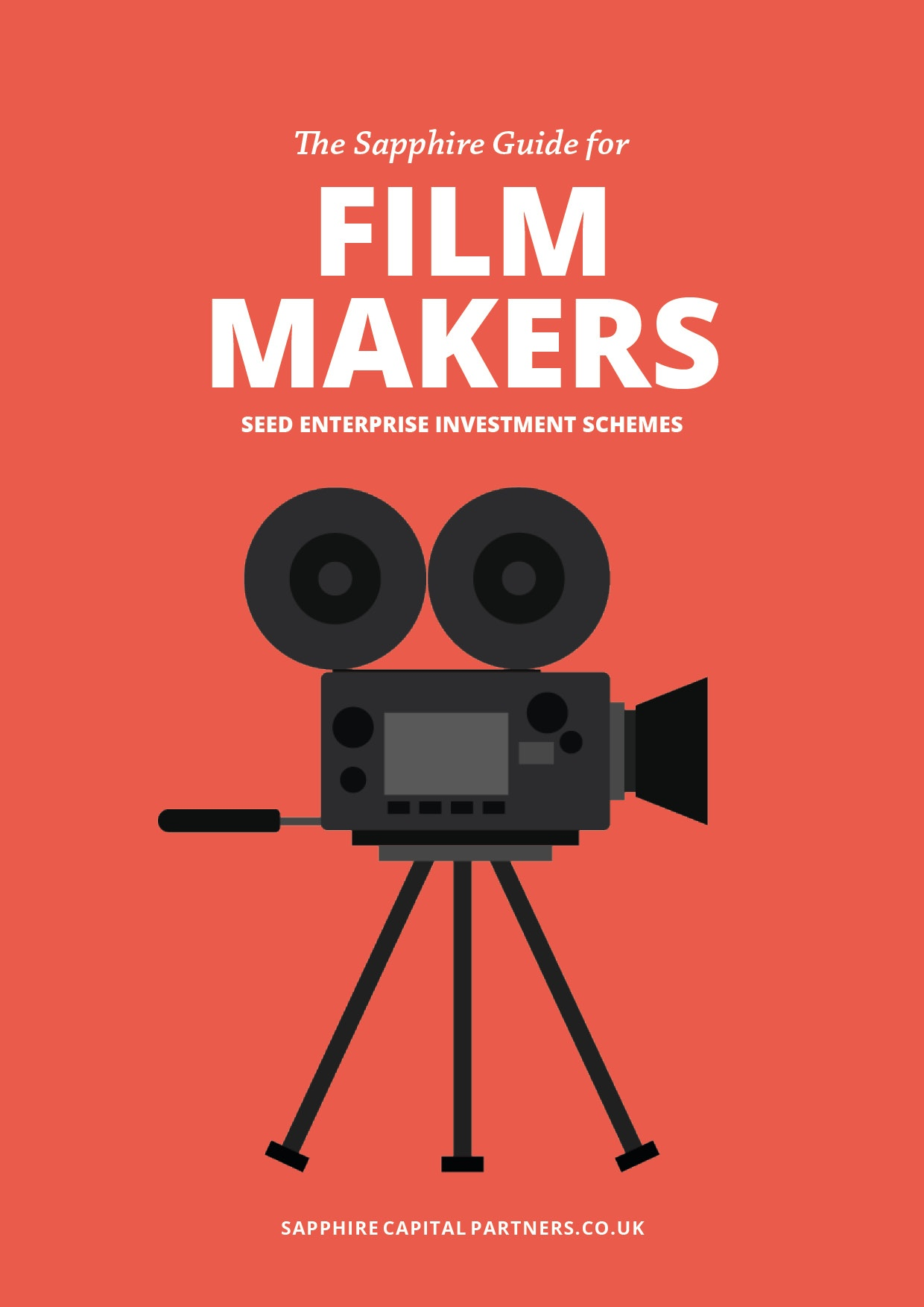 The Sapphire Guide to SEIS and Film Making