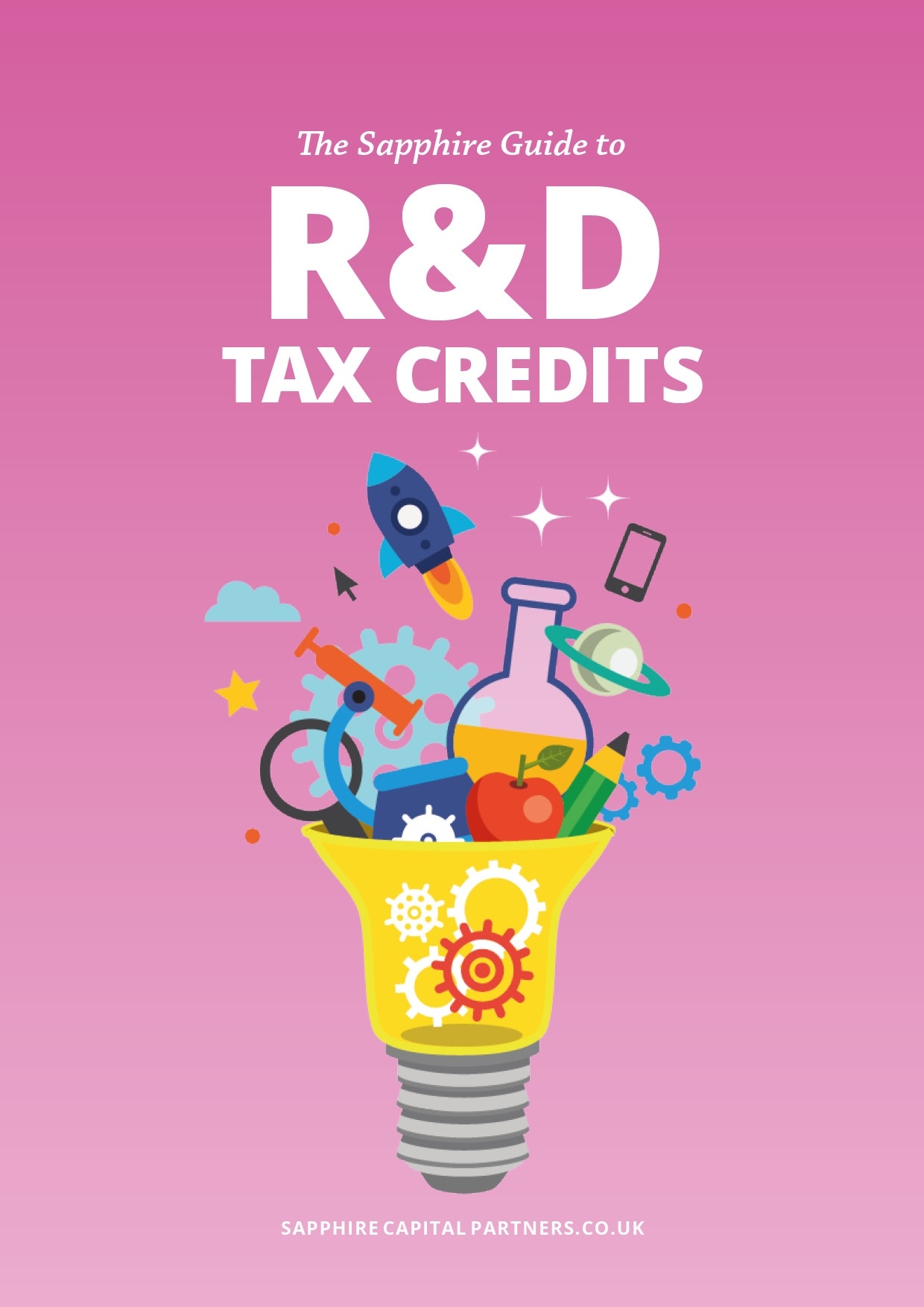 The Sapphire Guide to R&D Tax Credits